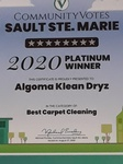 Algoma Klean DryZ Awards